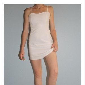 Brandy Melville Lt Pink Karla dress